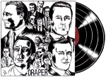 "The Beatles' REVOLVER as ""DRAPER."" (by Kevin Thomas)"